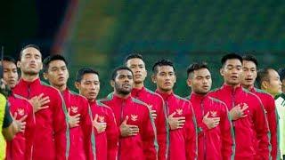 Timnas U-23 Indonesia Unggul di Babak Pertama saat Kontra Timnas Singapura U 23