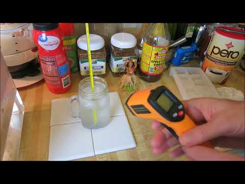 Robb Reviews is $10 infrared thermometer accurate?