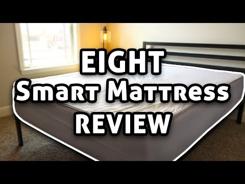 Smart Home WiFi Mattress + Sleep Tracker! Eight Sleep REVIEW