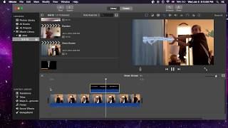 How to add Special Effects to iMovie