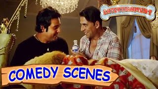 Akshay Kumar Trying To Kill The Dog Part- 3 | Comedy Scenes | Entertainment | Hindi Film