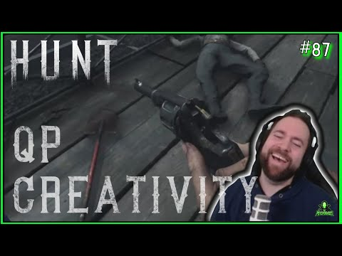 Hunters shot: 0. Hunters humiliated: Yes. [Hunt Showdown Edited Gameplay #87]
