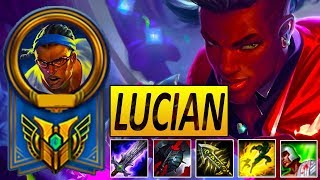 Lucian Montage 13 - Best Lucian Plays | League Of Legends Mid