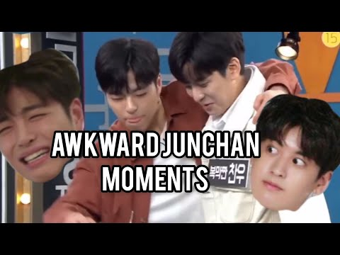 AWKWARD JUNCHAN MOMENTS