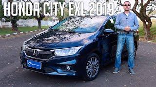 Avaliação: Honda City EXL 2019