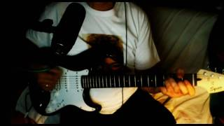 Like A Rolling Stone ~ Bob Dylan - The Rolling Stones ~ Cover w/ Fender Squier Bullet Strat & BT