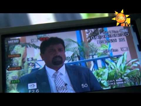 Hiru TV News Hot Spot | RANJITH RODRIGO | 2014-05-04