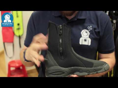 Oceanic Neo Classic Boot – www.simplyscuba.com