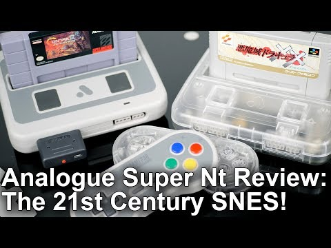 DF Retro: Analogue Super Nt Review - a 21st Century SNES!