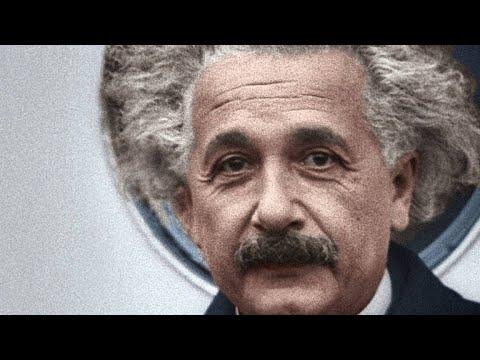 Láttad már Albert Einstein családi videóit színesben?