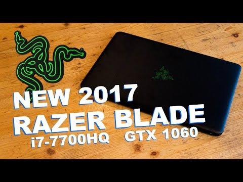 Razer Blade 2017 14'' Review / GamingTest / i7-7700HQ / GTX 1060