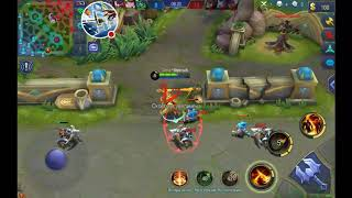 """Стрим игры """"Mobile Legends: Bang Bang""""."""