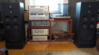 Pioneer SX-980 Restoration Demo