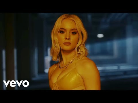 Zara Larsson Don't Worry Bout Me