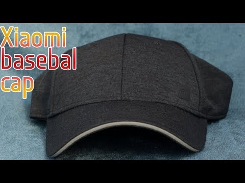 Xiaomi baseball cap review