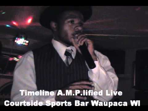 Timeline A.M.P.lified Live Courtside Sports Bar Waupaca Wisconsin
