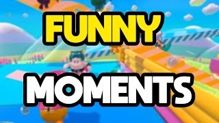 Fall Guys Funny and Epic Moments Compilation (Fails, Glitches, Raging, and More)