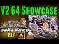 V2 Gear 4 Luffy Oh God I Need Potions Showcase    One Piece Treasure Cruise