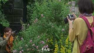 Vol03森本千絵×新垣結衣のレンズ交換体験。