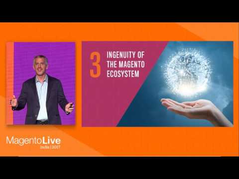 MagentoLive IN 2017- General Session II