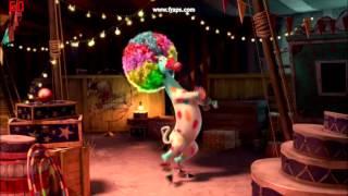 Madagaskar 3 (Afro Cirkus)