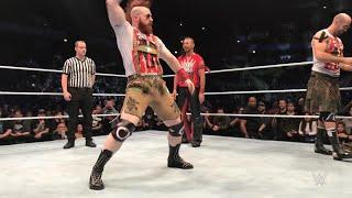 Sheamus trägt jetzt Lederhosen - WWE Live Deutschland, May 2018