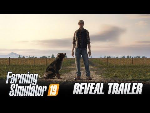 Trailer d'annonce  de Farming Simulator 19