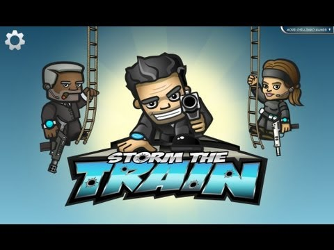 Storm the Train IOS
