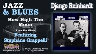 Django Reinhardt - How High The Moon