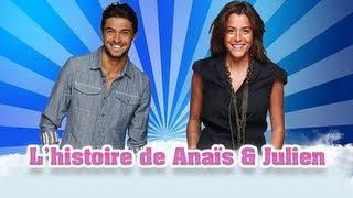 L'histoire De Anaïs & Julien  En 3 Min ♥