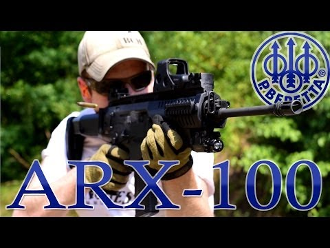 Gun Review: The Italian stallion of 5.56 carbines, the Beretta ARX-100