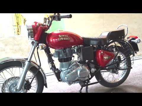 #Bikes@Dinos: Royal Enfield Bullet Electra 350 Walkaround Review