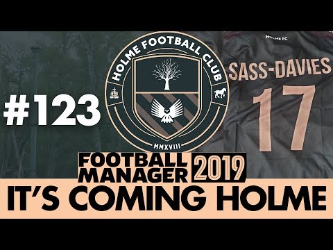 HOLME FC FM19 | Part 123 | NEW SEASON | Football Manager 2019