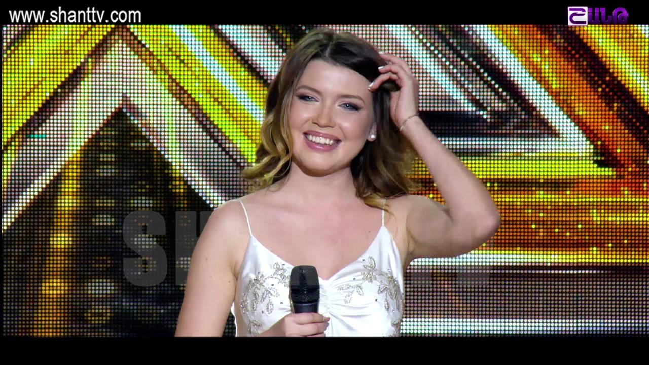 X-Factor4 Armenia-eryakneri yntrutyun-22-ic barcr-Valeria Baltaeva-Shnorhakal em 12.02.2017