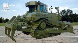 10 Most Amazing Military Engineering Machines in the World