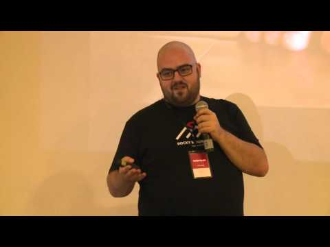 RubyDay 2015 - D. Muto - Making hybrid apps that don't suck