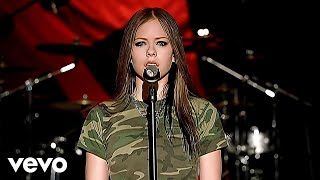 Losing Grip - Avril Lavigne (Video)