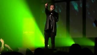 ESCKAZ in Amsterdam: Aram Mp3 (Armenia) - Not Alone