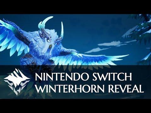 Dauntless Nintendo Switch Trailer & Winterhorn Skraev Reveal
