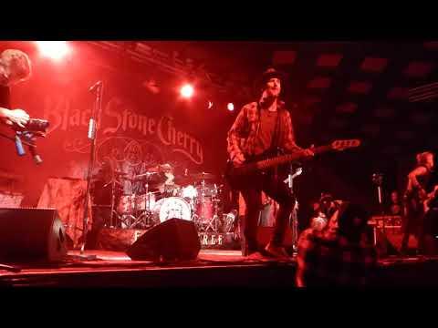 Burnin'  show opener  - Black Stone Cherry @ Barrowlands Glasgow 16/07/19