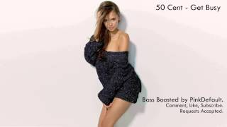 50 Cent - Get Busy (feat. Kidd Kidd) High Quality - [Clear Bass Boost by PD]