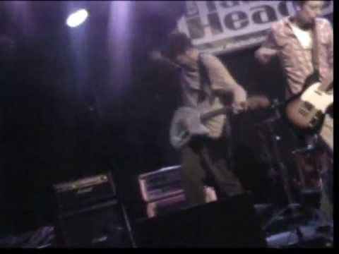 Kodah - The Talking Heads Southampton 16th August 2012