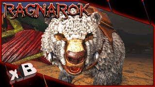 DIRE POLAR BEAR TAME! :: ARK: Ragnarok Evolved :: Ep 34