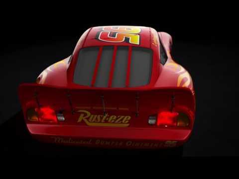 b7ff57fbf55 Carro A Bateria Rayo Mcqueen Cars 3 D8060 Disney -   611.333 en ...