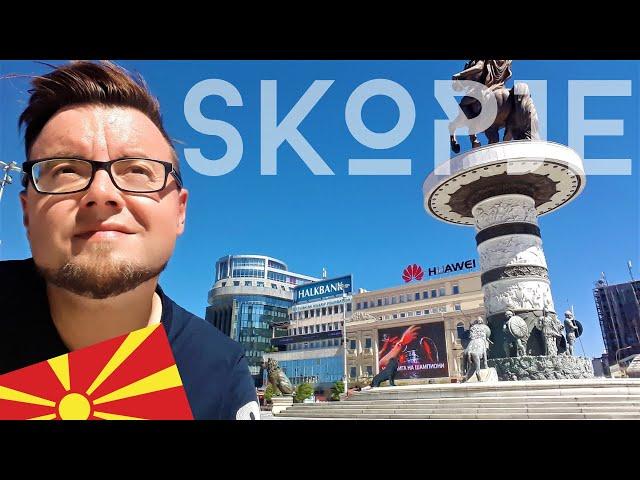 Video de pronunciación de Skopje en Inglés
