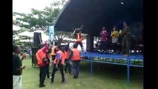 preview picture of video 'Touring Aqua pati/pantai kartini rembang'