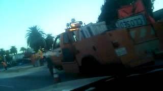 sigalert 14 freeway - TH-Clip