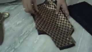 langa and jacket cutting for child in telugu