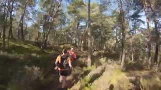 preview picture of video '14-09-20 Impérial Trail de Fontainebleau 2014 (58 km - 1300 m D+)'