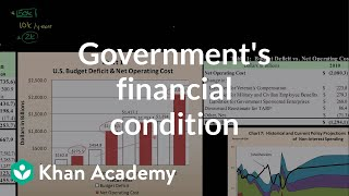 Government's Financial Condition